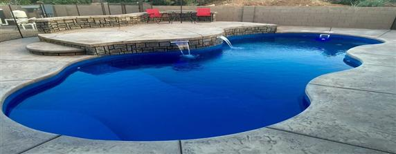 San Juan Pools - Leisure Pools fiberglass swimming pools